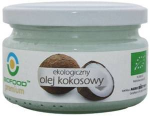 Olej kokosowy BIO Bio Food 260ml